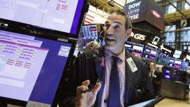 Wall Street made an underwhelming start to the week.