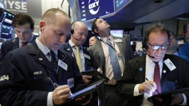 It was another middling day of trade on Wall Street.