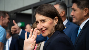 Premier Gladys Berejiklian has announced her government's first act in the new Parliament will be to introduce legislation to appoint the state's first Commissioner for Ageing and Disability.