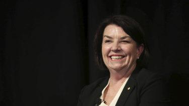 Australian Banking Association chief executive Anna Bligh.