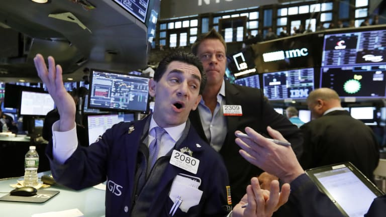 Wall Street's rally ran out of puff on Thursday.