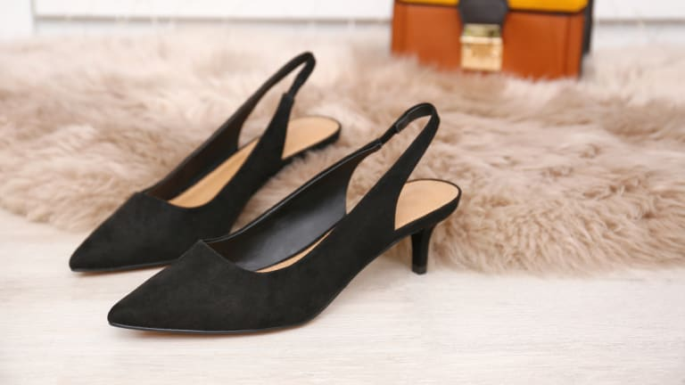 The slingback is a slightly better option for daily wear, provided the fit is right.