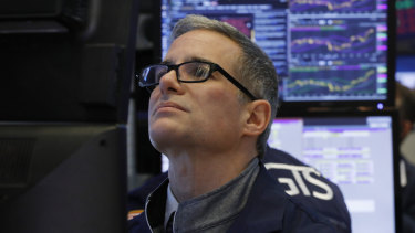 Wall Street finished with solid gains on Monday.