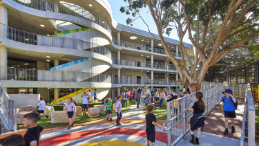 Commended: Bellevue Hill Public School.