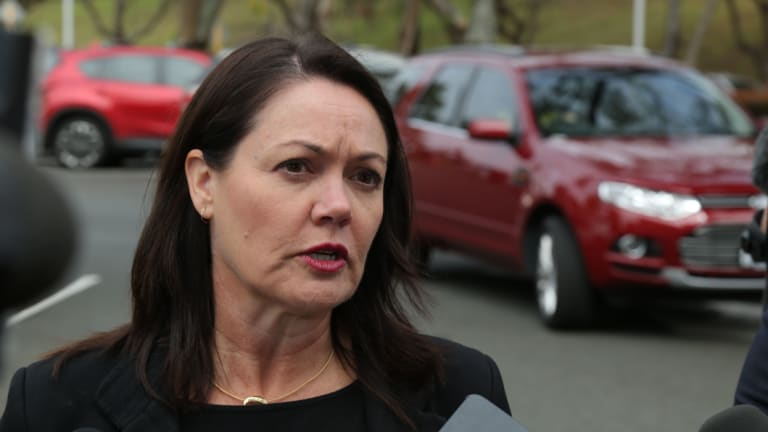 Acting Opposition Leader Liza Harvey wants more information about advice given to the state government by Commonwealth security agencies about a $136 telecommunications contract.