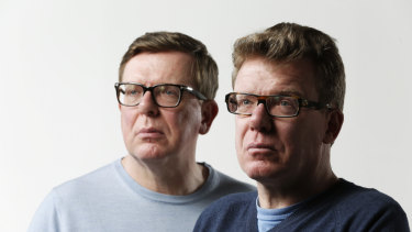 Charlie and Craig Reid - The Proclaimers.