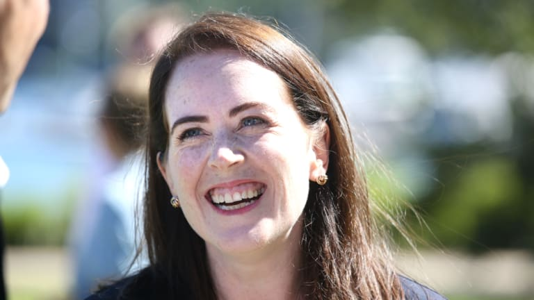North Shore MP Felicity Wilson won preselection by one vote in November.