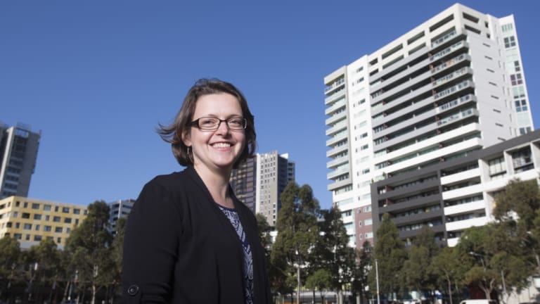 UNSW associate professor Hazel Easthope said it was exciting finally to have national data on the strata sector.