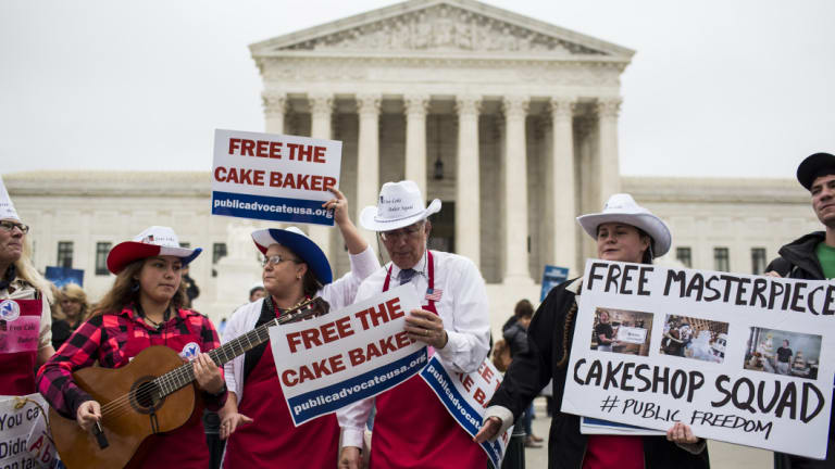 The Masterpiece Cakeshop case could point the way to greater challenges to the legalisation of same-sex marriage.