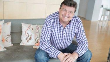 Andrew Barnes, managing director of Perpetual Guardian.