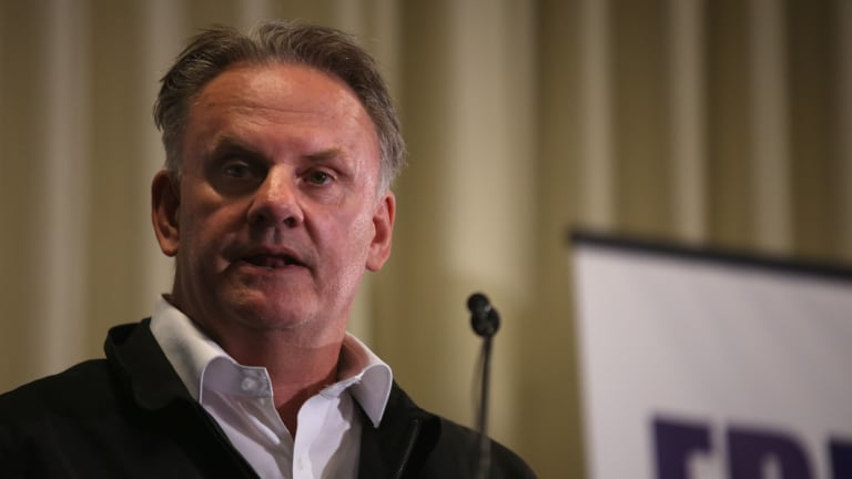 """Mark Latham, the self-styled professional """"outsider"""", has kept pundits guessing about his game plan."""