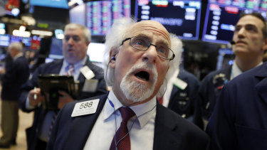 Wall Street's rally to start 2019 may be a false dawn.