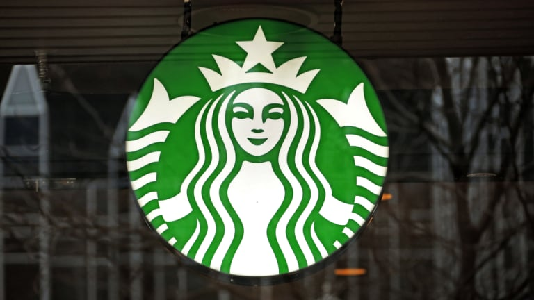 Starbucks has arrived in Italy.
