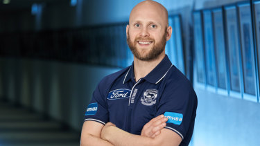 Top Cat: Gary Ablett will make a call on playing on with Geelong.