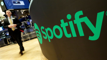 Spotify says artists can't buy their way onto their top