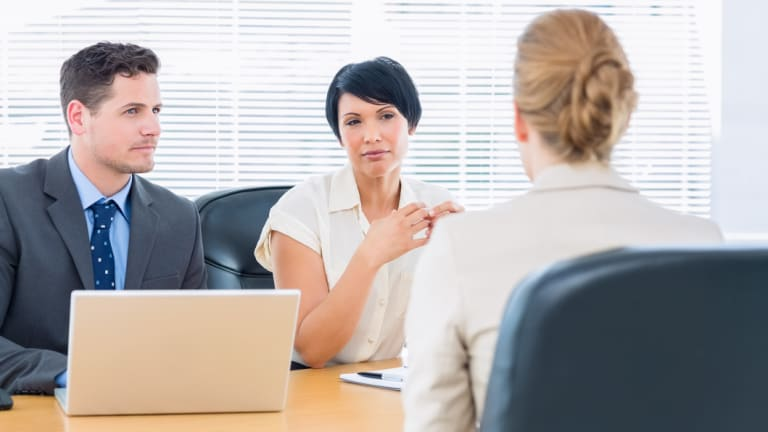 The traditional job interview process is flawed.
