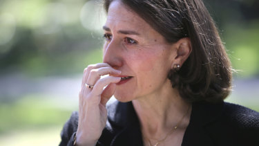 Gladys Berejiklian says her government needs to 'to listen better on the ground'.