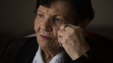 Holocaust survivor Cipora Feivlovich turned 92 on Sunday as the world commemorated the anniversary of the liberation of Auschwitz.