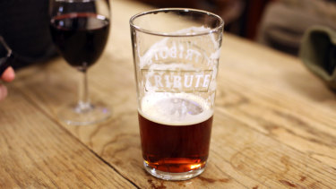 The pint war has reignited