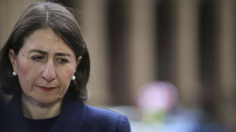 Gladys Berejiklian and her chief of staff Sarah Cruikshank are rumoured to be deeply unhappy about the activity of some Liberal staffers on social media.