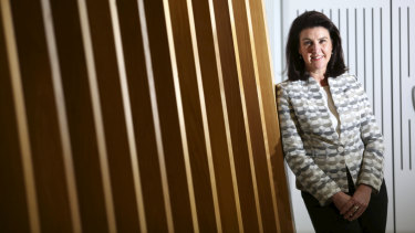 Jane Hume is the Minister for Superannuation and Financial Services.