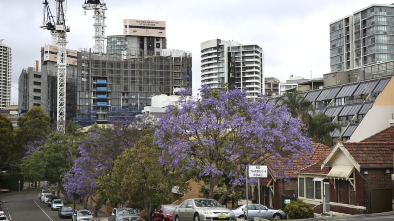 Some residents in Sydney's north shore are concerned the area's population will be denser than parts of Manhattan under plans released by the state government.