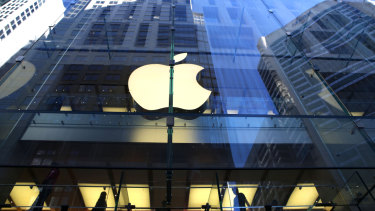 Apple has been criticised for sending data for China's Tencent