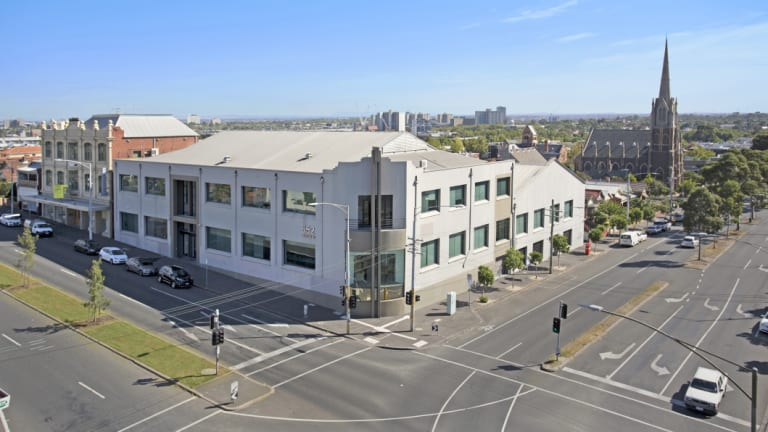 Carol Schwartz's not-for-profit group Our Community will move into 552 Victoria Street in North Melbourne.