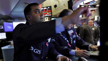 Wall Street is having a mixed session on Wednesday.