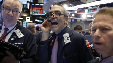 Tech giants led a Wall Street rebound on Tuesday.