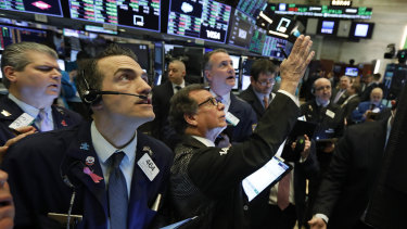 Wall Street made a positive start to the week.