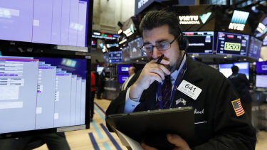 Pause for thought. Markets are grappling with some sobering economic indicators.