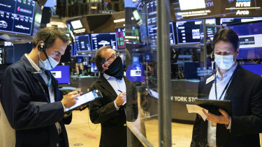 Th Dow and S&P 500 are solidly higher in late trade.