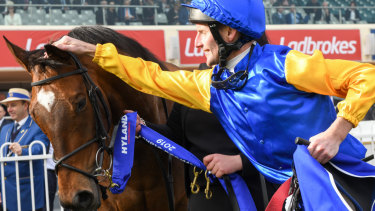 Brad Rawiller's belief in Black Heart Bart paid off on Sunday.