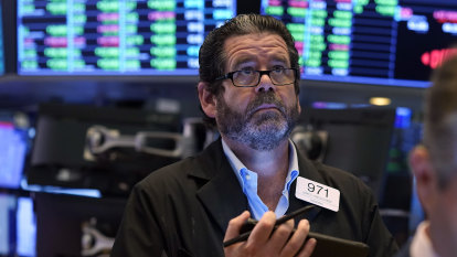 Sharemarkets are wobbling as risks grow for investors