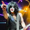 Kiss singer takes break from school duties for one last 'victory lap'