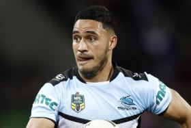 Sharks grant Holmes release to pursue NFL dream