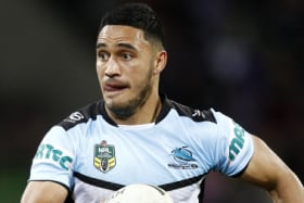 Sharks want Holmes to return if NFL gamble fails