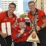 End of an era: Jack Bendat sells Perth Wildcats to SEN