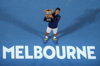 The Australian Open is set to start on February 1