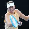 Sharapova set for Australian Open wildcard
