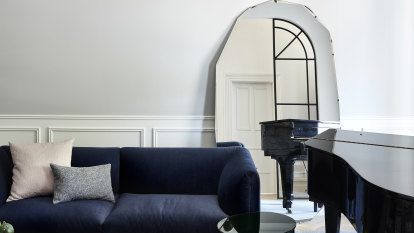 Mirrors are now becoming an art piece, not just a practical surface