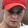 Brady crunch: World No.1 Ash Barty stunned in Brisbane International upset