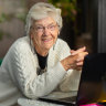 It's great-gran on Zoom: seniors embrace video chats