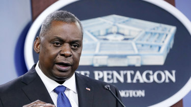 US Defence Secretary Lloyd Austin has not been able to reach China's military.