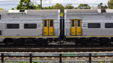 The IT issue is being investigated by Sydney Trains.