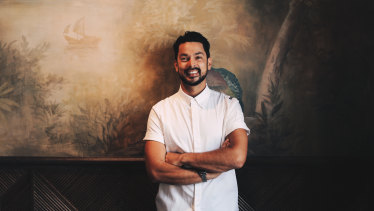 Stanley Restaurant chef Louis Tikaram will be hosting a dinner for Good Food Month in Brisbane.