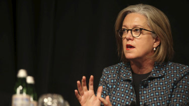 ASIC deputy chairman Karen Chester says the new anti- hawking laws will allow the regulator to better tackle poor conduct by firms where consumers are pressured into buying financial products that are not right for them.