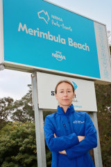 Jasamine Jones, the manager at the Merimbula Beach caravan park, has urged people from NSW and Canberra to visit.