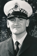 Constable Trevor Given: gave his life trying to save one.